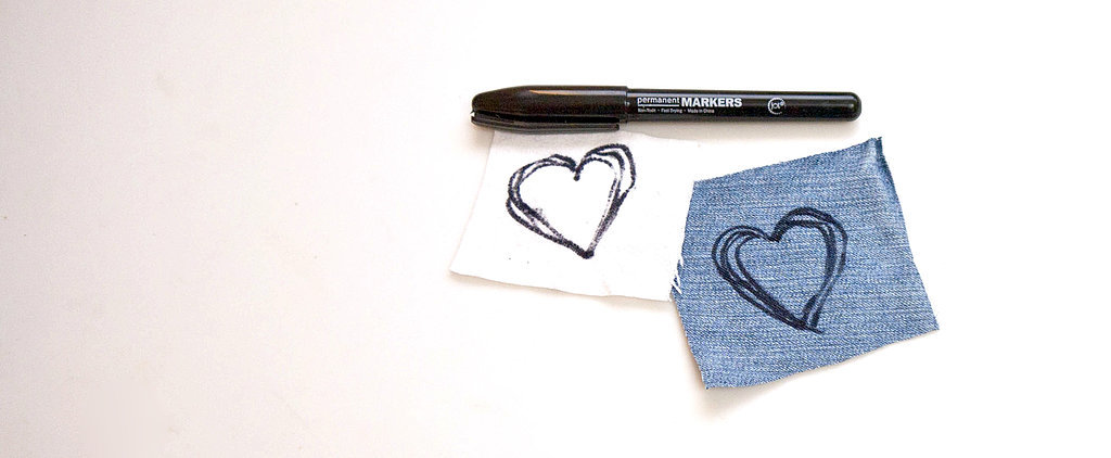 How to Get Out Permanent-Marker Stains