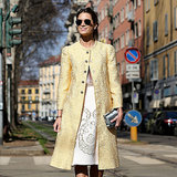 2014 Milan Fashion Week Street Style