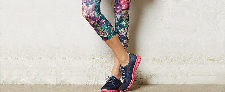 Get Fit in Anthropologie's Fun Spring Prints