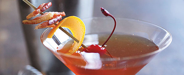 Marry Bacon and Bourbon Together in a Bold Cocktail