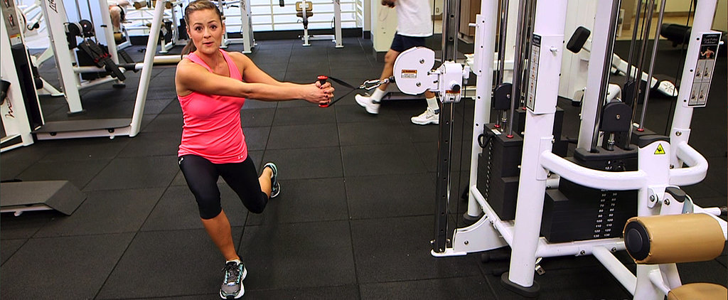 Get Killer Abs With the Cable Pulley Machine