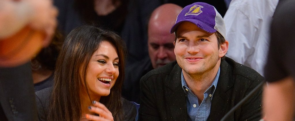 Ashton and Mila Are Engaged — See Her Diamond Ring!