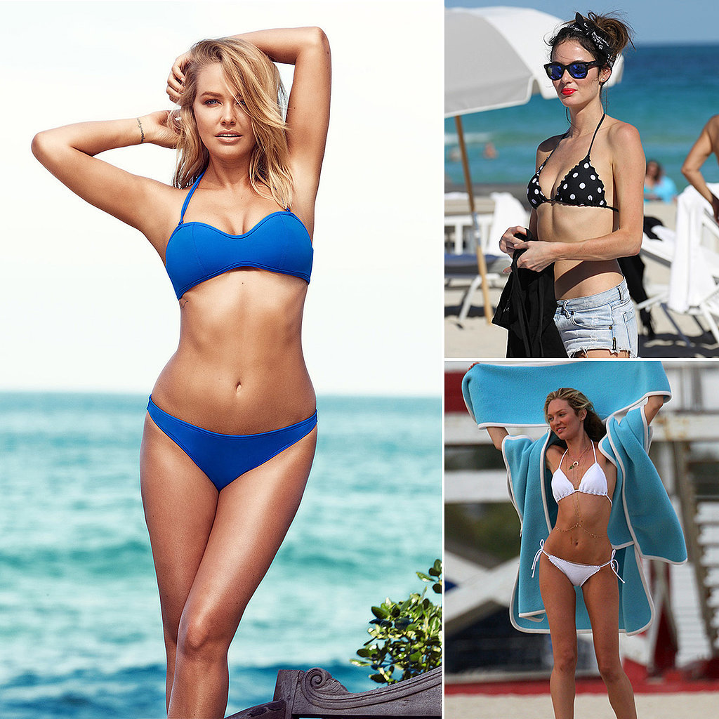 99 Hot Pictures of Bikini-Clad Stars
