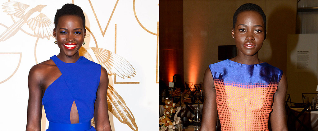 Lupita Just Doubled Down on Her Red Carpet Style