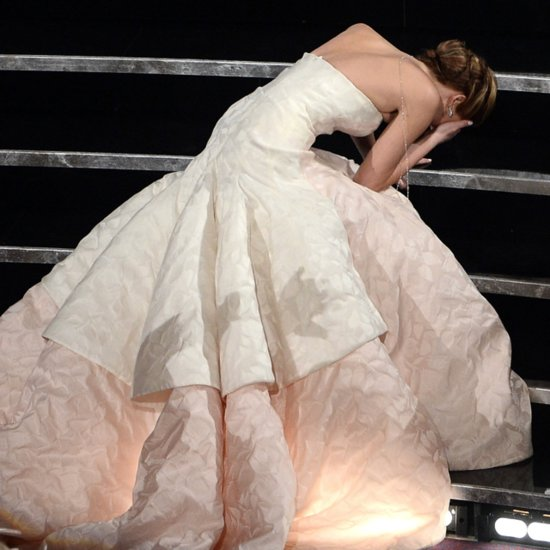 Pictures of Iconic Oscar Moments