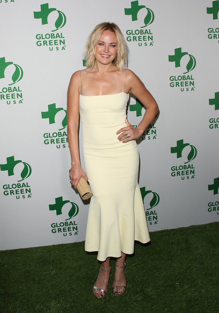 Malin Akerman at Global Green USA's Annual Oscar Party