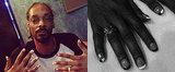 Snoop Lion Got a Manicure, Just 'Cause