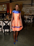 Lupita Nyong'o at the Leadership in the 21st Century Event