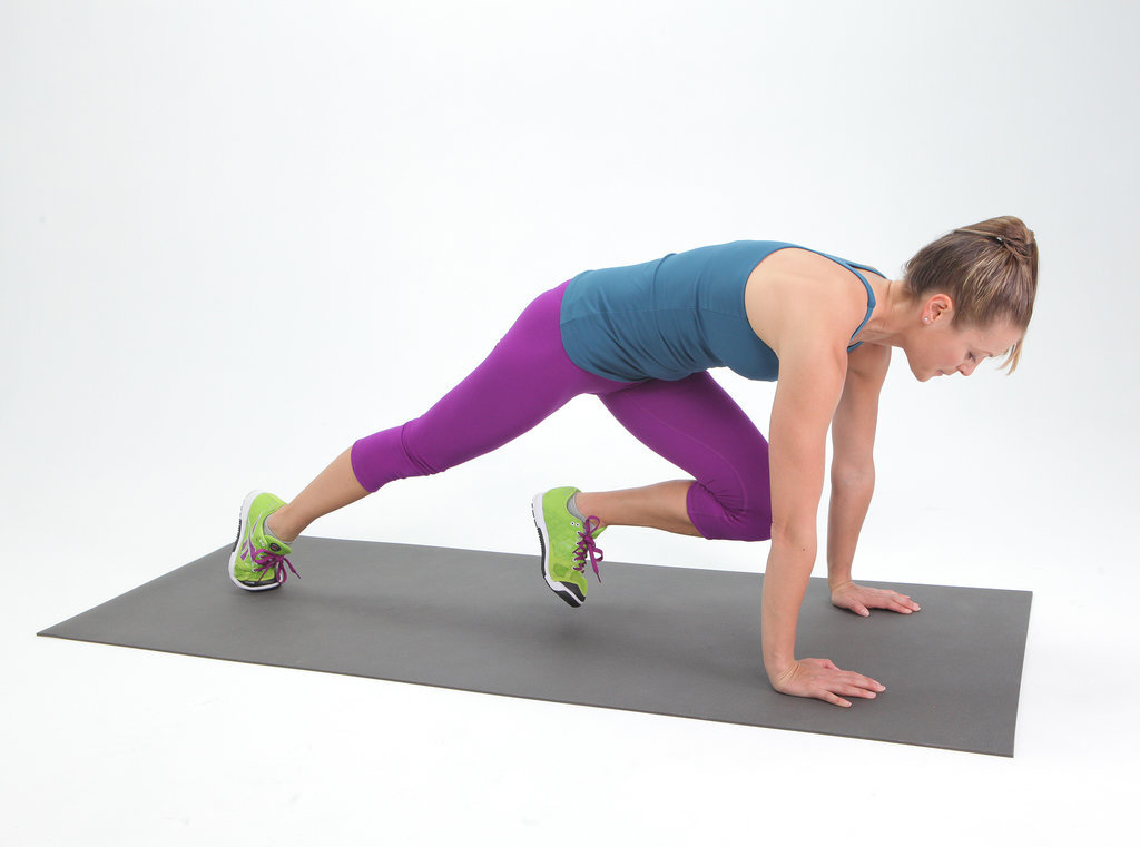 Single-Leg Mountain Climbers