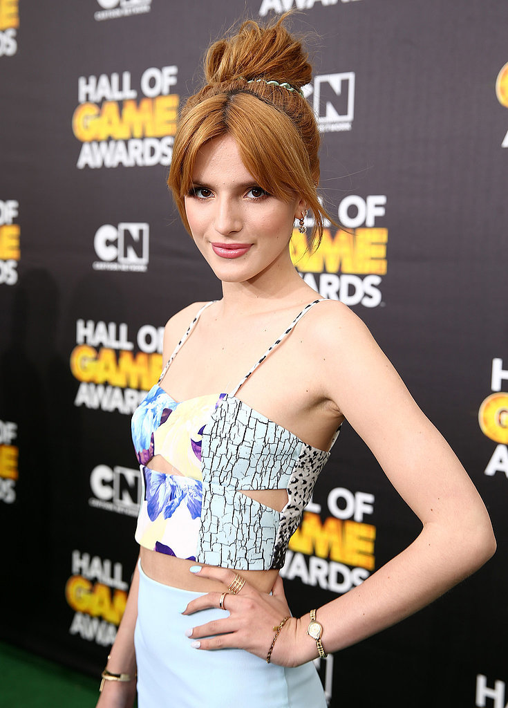 Neutrogena Tapped Into Bella Thorne's 5 Million Twitter Followers
