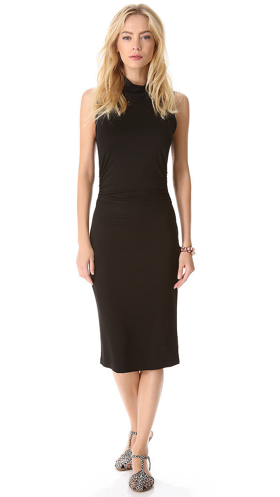 Kain Label High-Neck Black Brock Dress ($46, originally $154)