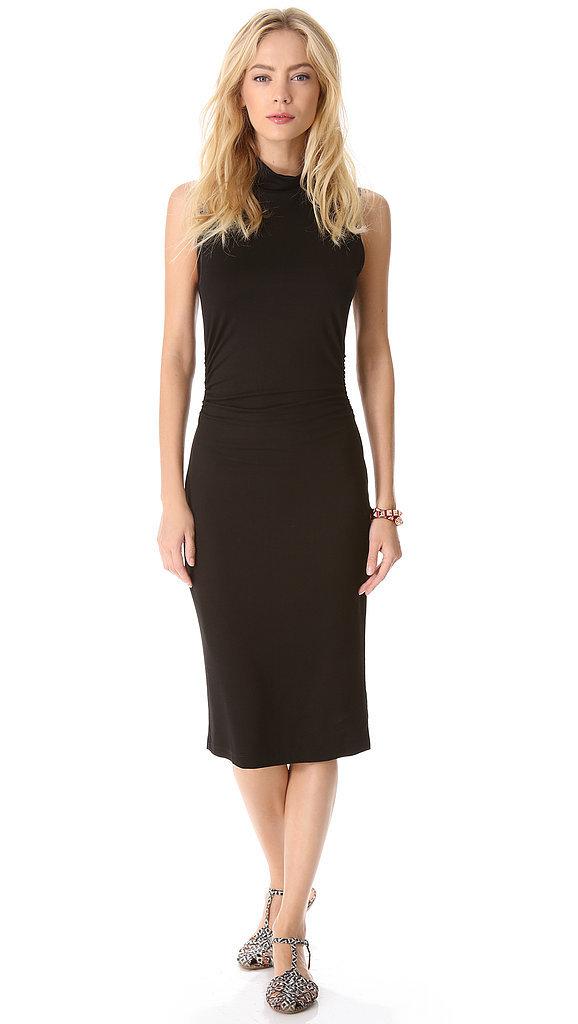 Kain Label High-Neck Black Brock Dress ($46, originally $154)