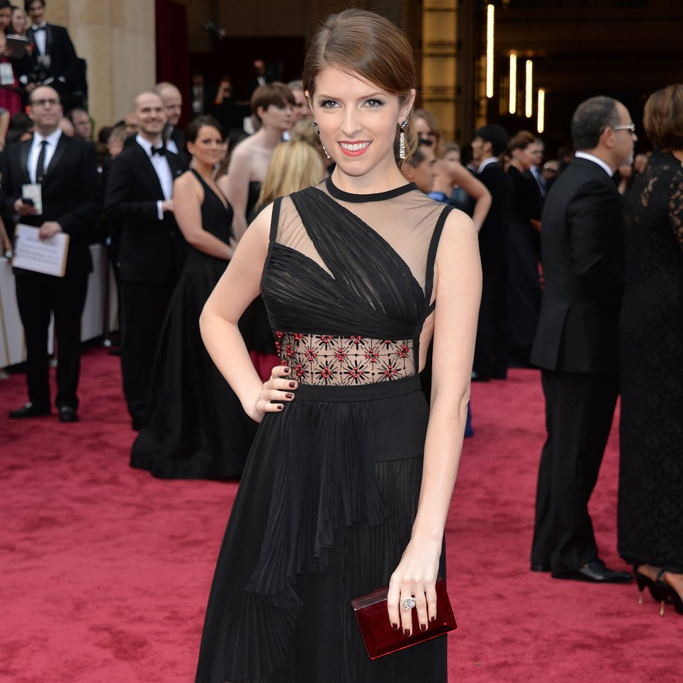 Anna Kendrick Dress at Oscars 2014