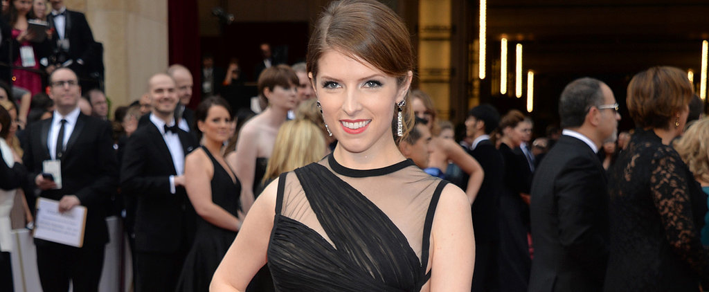 You've Gotta See Anna Kendrick's Dress From Behind!