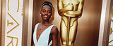 Did Lupita Nyong'o Just Win the Oscars Red Carpet?