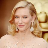 Pictures of Cate Blanchett at the 2014 Oscars