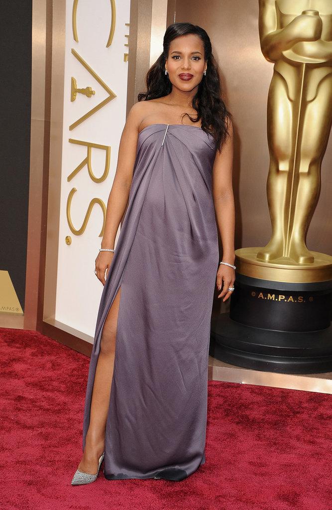 Kerry Washington at the 2014 Oscars