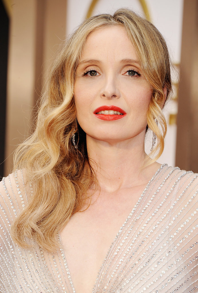 Julie Delpy at 2014 Oscars