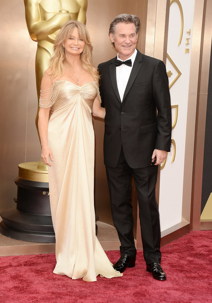 Kate Hudson and Goldie Hawn Make the Oscars a Family Affair