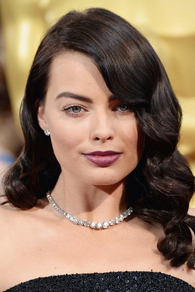 Margot Robbie at 2014 Oscars