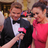 Kellan Lutz and Olga Kurylenko Interview | Oscars Red Carpet