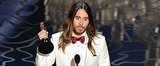 Watch Jared Leto's Touching Oscars Acceptance Speech