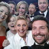Ellen DeGeneres Selfie During the Oscars | Picture