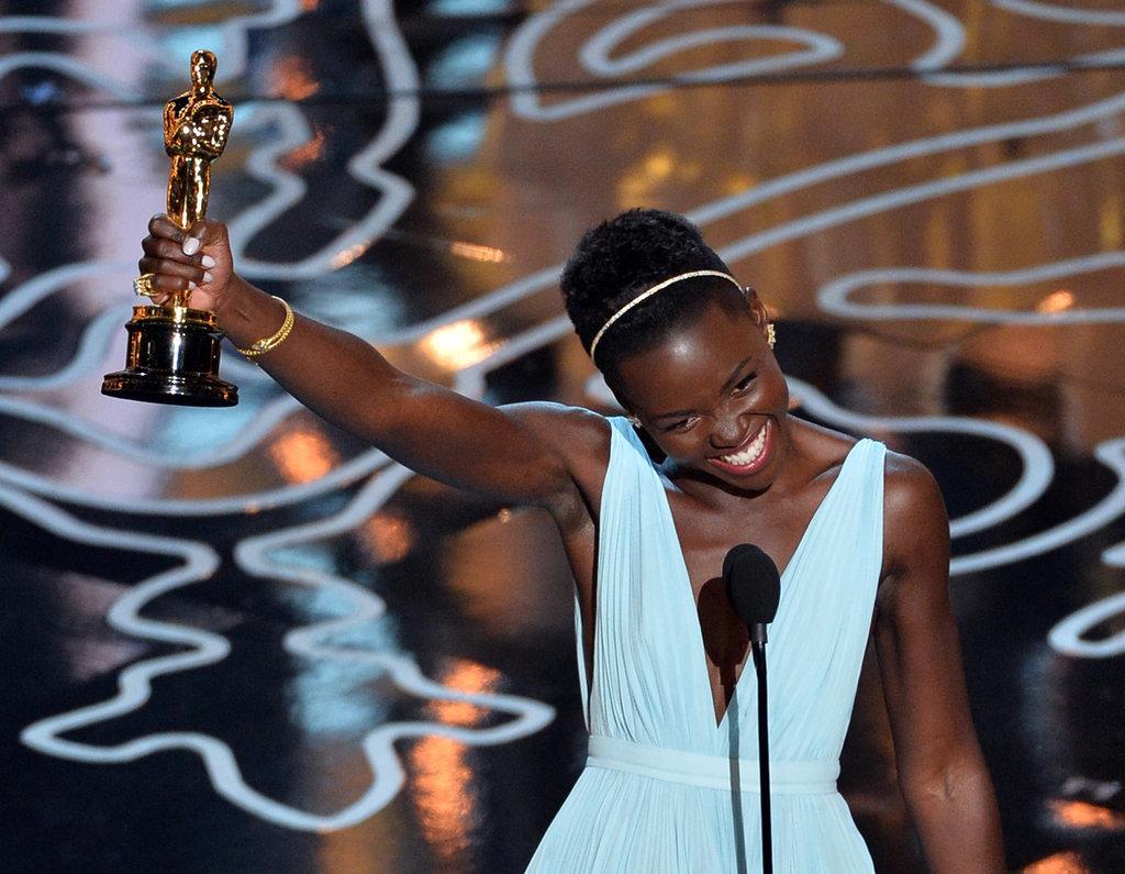 Lupita Nyong'o Wins