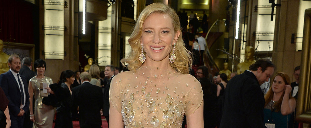 "Cate Blanchett on Making Oscars History: ""Don't You F*cking Forget It!"""
