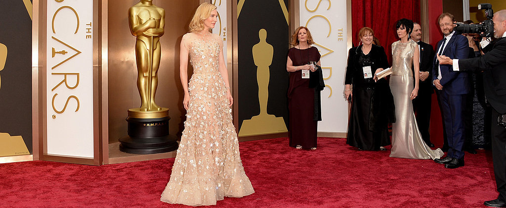 Cate Blanchett Has Mastered the Red Carpet Dress