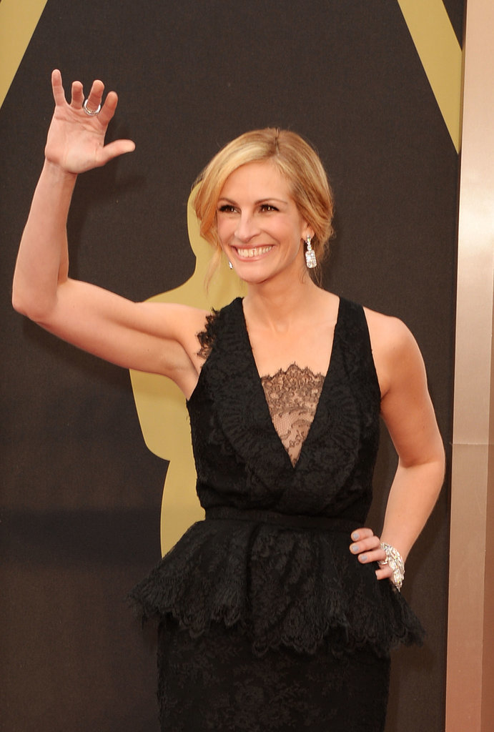 Julia Roberts Reigns Supreme on a Familiar Red Carpet