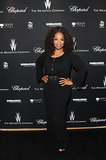 Oprah Winfrey at The Weinstein Company's Academy Awards Party