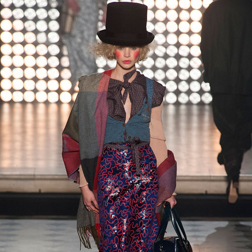Vivienne Westwood Gold Label AW 2014 | Paris Fashion Week