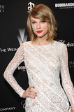 Taylor Swift at The Weinstein Company's Academy Awards Party