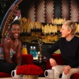 Lupita Nyong'o Interview on Ellen DeGeneres Post-Oscars Show