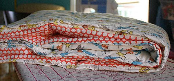 DIY Baby Blanket