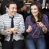 "Idina Menzel and Jimmy Fallon Do ""Let It Go"""