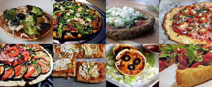It's Not Delivery! 12 Good-For-You Pizzas