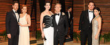Couples Get Cozy at Vanity Fair's Annual Bash
