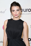 Emily Ratajkowski at Elton John Party