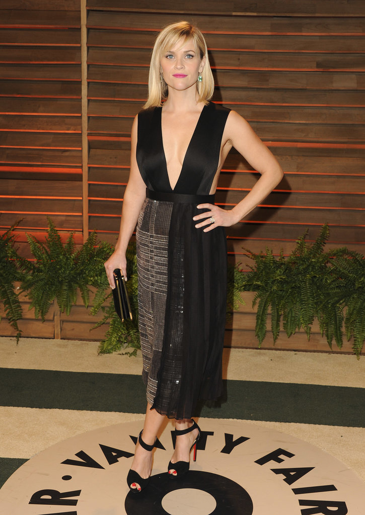 Reese Witherspoon at the 2014 Vanity Fair Oscars Party