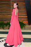 Allison Williams at Vanity Fair Oscars Party 2014