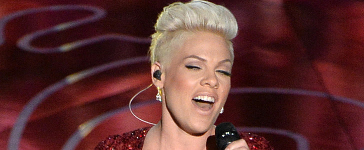 Pink Pays Tribute to The Wizard of Oz at the Oscars