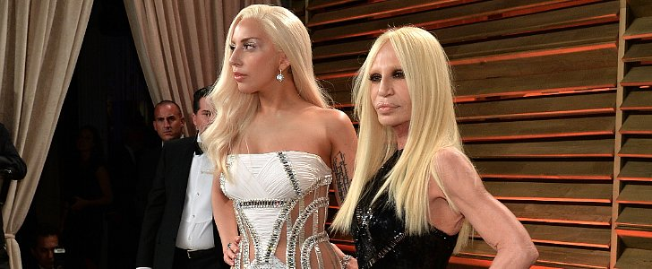 Lady Gaga Hung Out With This Fashion Star After the Oscars!