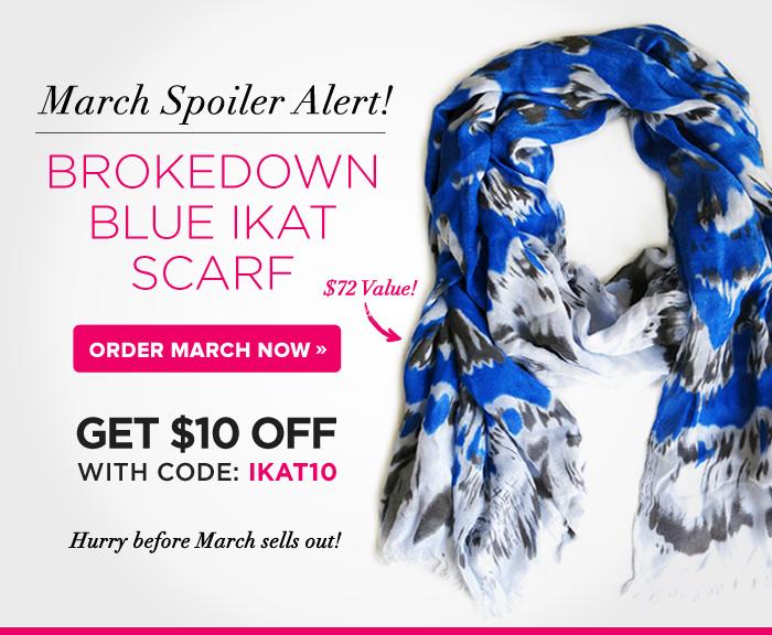 March Spoiler Alert!