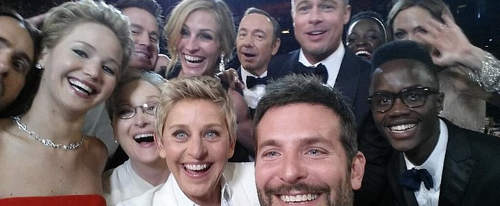 The Oscars Broke the Internet Last Night — Twice