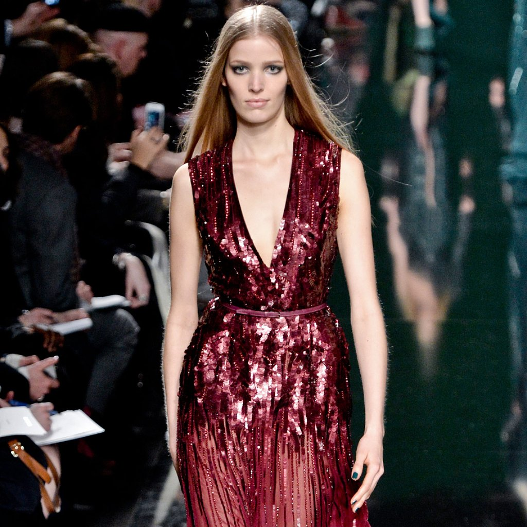 Elie Saab Fall 2014 Runway Show | Paris Fashion Week