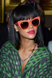 Rihanna at Stella McCartney