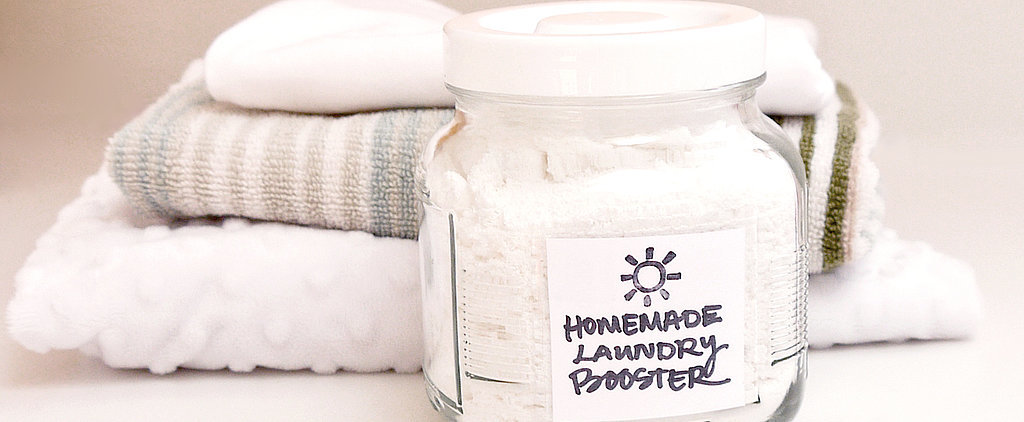 31 Days of Spring Cleaning DIYs: Dry Laundry Booster