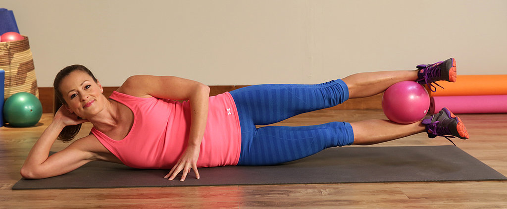 Little Ball, Big Results: Essential Moves For the Mini Exercise Ball
